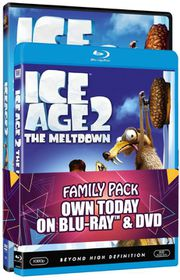 Ice Age 2: The Meltdown (Blu-ray + DVD)