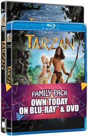 Tarzan (Blu-ray + DVD)