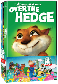 Over The Hedge / Puss In Boots / Shrek (DVD)