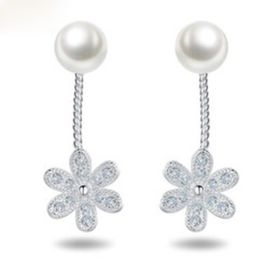 Treasures Sweet Daisy Earrings