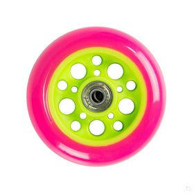 Zycomotion - Zycom 125mm Front Wheel - Pink/Lime