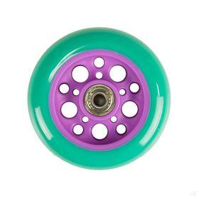 Zycomotion - Zycom 125mm Front Wheel - Turquoise/Purple