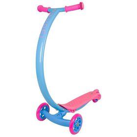 Zycomotion - Zycom C100 Cruz Scooter - Blue/Pink