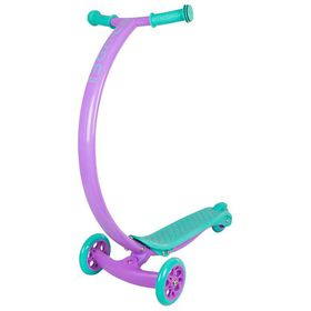 Zycomotion - Zycom C100 Cruz Scooter - Purple/Turquoise