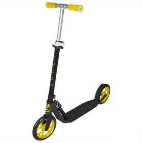 Zycomotion - Zycom Easy Ride 200 Scooter - Black/Yellow