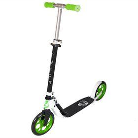 Zycomotion - Zycom Easy Ride 200 Scooter - White/Lime