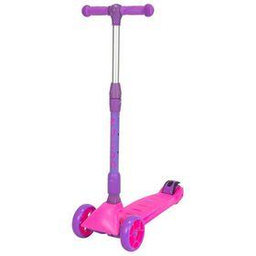 Zycomotion - Zycom Zinger 3-Wheel Scooter - Pink/Purple
