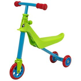 Zycomotion - Zycom Zykster 2 in 1 Scooter - Lime/Blue/Red