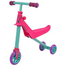 Zycomotion - Zycom Zykster 2 in 1 Scooter - Pink/Teal/Purple