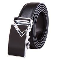 Forward Buckle with Black Strap
