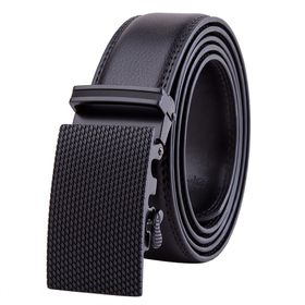 Midnight Buckle with Black Strap