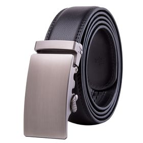 Classic Buckle with Black Strap