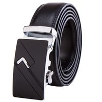 Touch Black Buckle with Black Strap