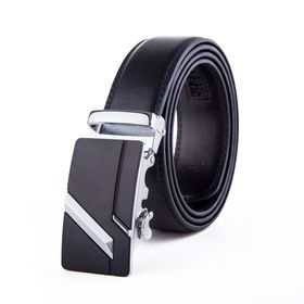 Hazard Buckle with Black Strap