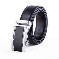 Move Buckle with Black Strap