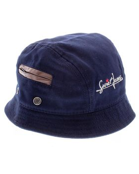 Soviet Bucket Cap - Navy - Medium