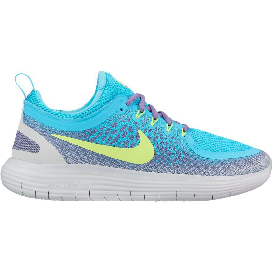 ff0960838e ... Womens Nike Free RN Distance 2 Running Shoes .