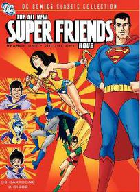 The All New Super Friends Hour - (DVD)