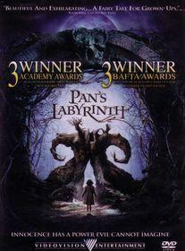 Pan's Labyrinth (2006) - (DVD)