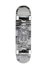 Peg Skateboard - 7 Ply Canadian Maple Panda