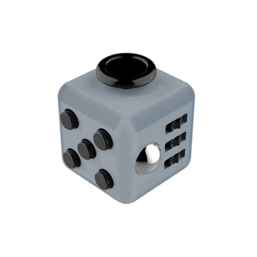 Stress Toy Inspired By The Fidget Cube