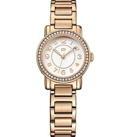 Tommy Hilfiger Rose Gold Watch For Females 1781476TH