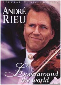 Andre Rieu - Love Around The World (DVD)