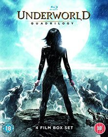 Underworld Quadrilogy (Blu-ray)