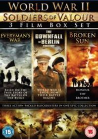 World War II Soldiers Of Valour - 3 Film Boxset (DVD)