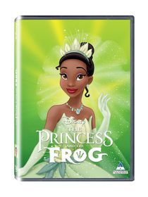 The Princess And The Frog - Classics (DVD)