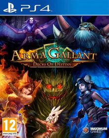 ArmaGallant (PS4)