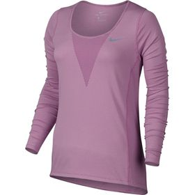 Women's Nike Long Sleeve Zonal Cool Relay Running Top