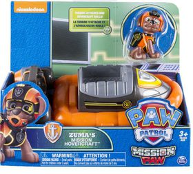 Paw Patrol Rescue Themed Vehicles - Zuma's Mission Hovercraft