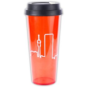 61a41b3cbc1 Lumoss - Red Smoothie Sip Cup - 400ml