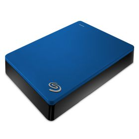 "Seagate Backup Plus 4TB 2.5"" Portable Hard Drive - Blue"