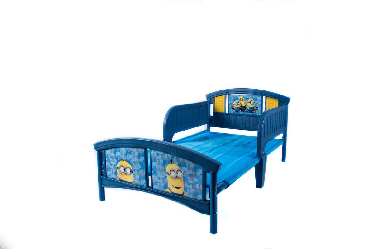 Delta Minions Toddler Bed