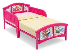 Delta Paw Patrol Toddler Bed - Pink