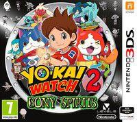 Yokai Watch 2 Bony Spirits (Nintendo 3DS)