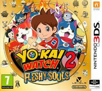 Yokai Watch 2 Fleshy Souls (Nintendo 3DS)