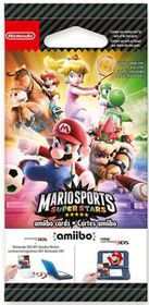 Amiibo card Mario Sports Superstars (5 Pack) (Nintendo 3DS)