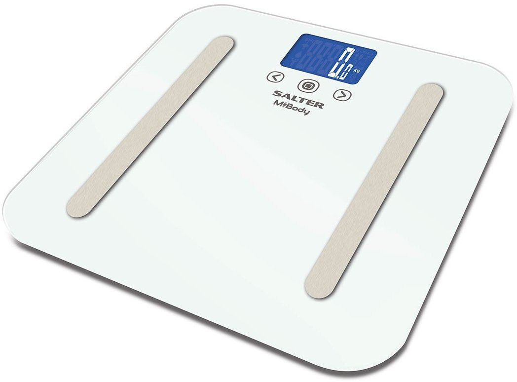 Salter Mibody Analyser Scale White Buy Online In South Africa