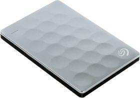 "Seagate 2.5"" Backup Plus Ulta Slim Portable Drive 1TB - Platinum"