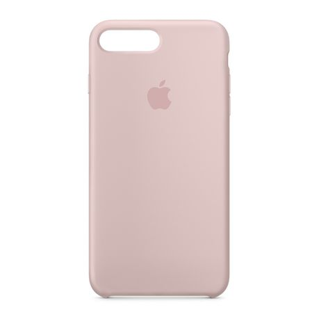 check out e4ad0 10ca7 Apple iPhone 7 Plus Silicone Case - Pink Sand