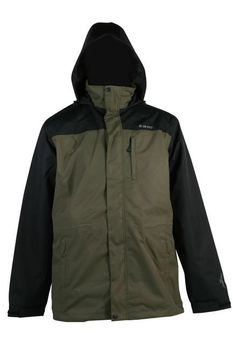 Canis 3 in 1 Jacket