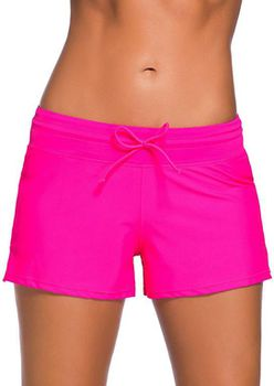 Boardshort With Bottoms Pink