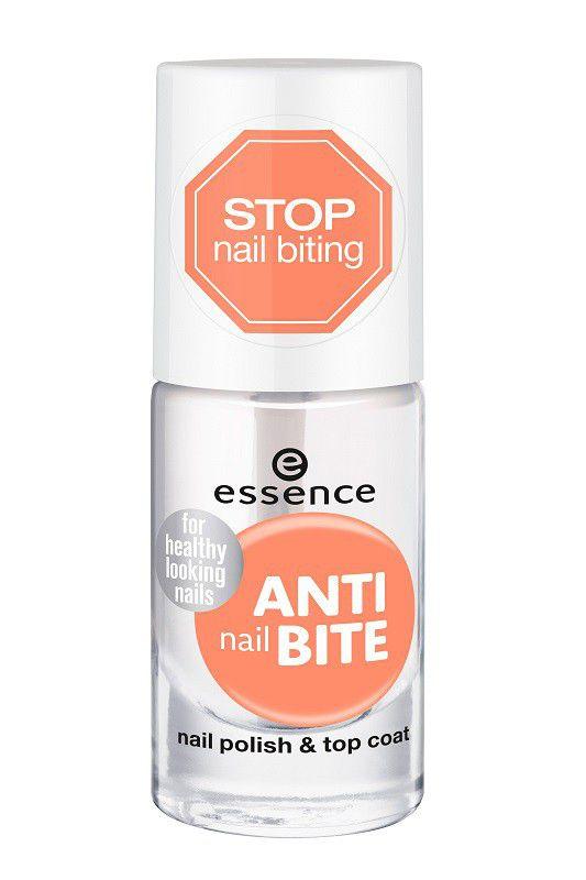 Essence Anti Nail Bite Polish Top Coat Loading Zoom