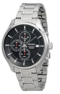 Seiko- Quartz Chronograph Gents Watch Sks539 (Parallel Import)