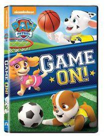 Paw Patrol - Game On (DVD)
