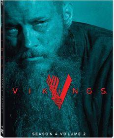 Vikings Season 4 Vol 2 (DVD)