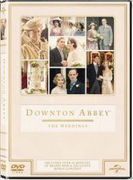 Downton Abbey: The Weddings (DVD)